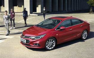 2016 chevrolet cruze d2xx model gm authority