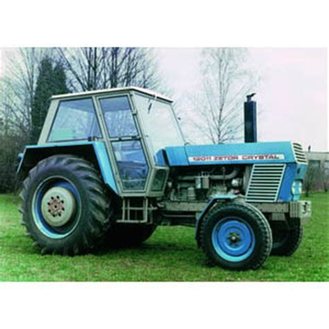 Cabin Design zetor crystal tractor mid 1960s czech 100 design icons