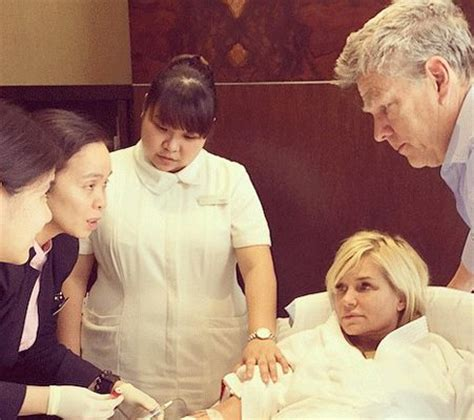 how did yolanda from real housewives catch lyme disease real housewives star yolanda foster loses the ability to