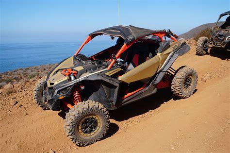 dirt wheels magazine first test can am maverick x3 line up