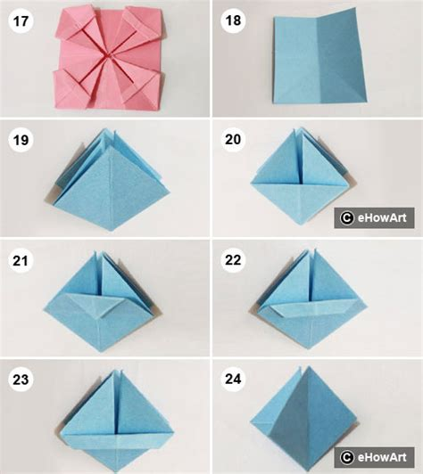 How To Make A Top Out Of Paper - ehowart dedicated to creative and craft ideas how to