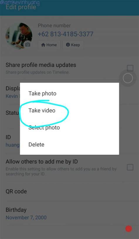 membuat gambar bergerak di instagram cara membuat foto profil bergerak di line inwepo