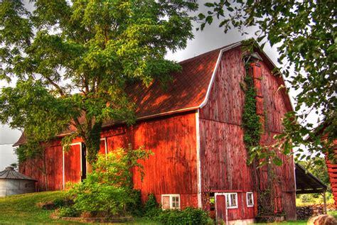 Pretty Barn Awesome Historic Barn Michigan Sweet Spot