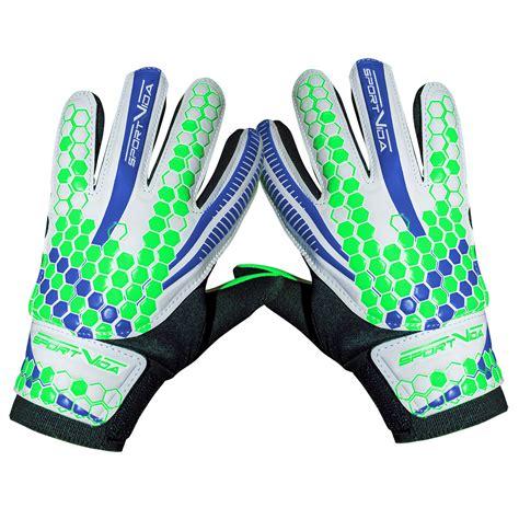 portiere calcetto sportvida guanti da portiere per bambini calcio calcetto