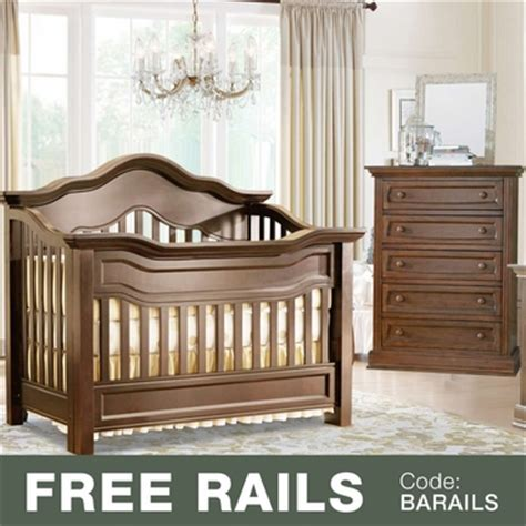 Baby Appleseed Crib Baby Appleseed Millbury 2 Nursery Set Convertible Crib And 5 Drawer Chest In Coco Free