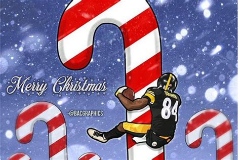 steelers christmas pics pittsburgh steelers merry wishes to fans on