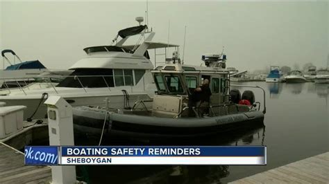 boating safety courses in wisconsin stay safe on the water with a boating safety course tmj4
