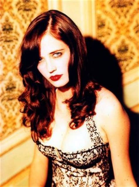 eva wu actress eva green by ellen von unwerth for redheads color