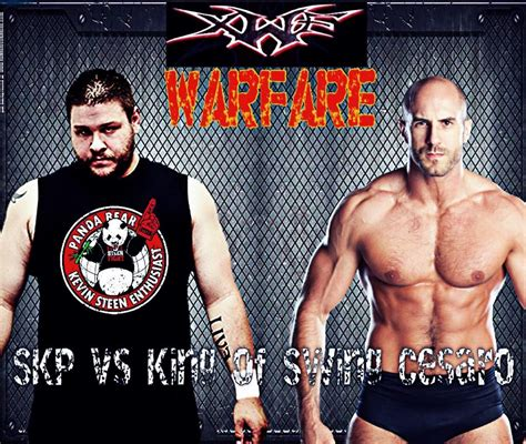 king of swing cesaro xwe warfare episode 21 wrestling amino