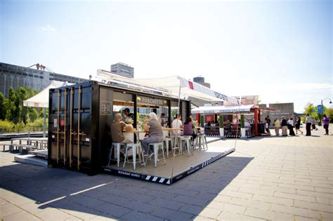 Catering Kitchen Design by Shipping Container Restaurant Porchetta Box 02 Best Of