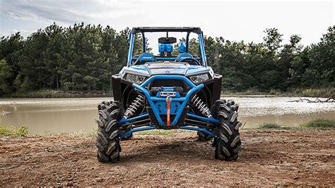 polaris ranger high lifter 4 seater 2017 rzr xp 1000 eps high lifter sxs velocity blue