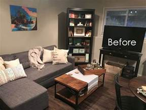 How To Brighten A Room by Before After How To Brighten A Room The Easy Way