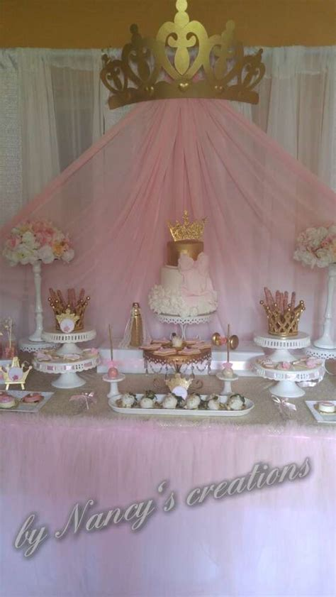 Princess Themed Baby Shower Favors by Princess Baby Shower Ideas Princess Baby Showers Baby Shower And Shower