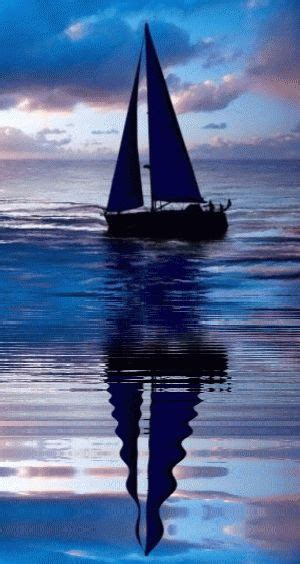 sailboat on water sailboats water reflections and into the blue on pinterest
