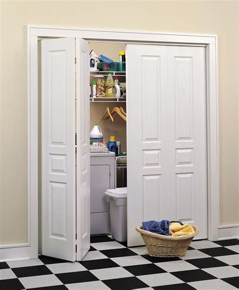laundry room doors avalon bi fold closet doors traditional laundry room sacramento by homestory of sacramento