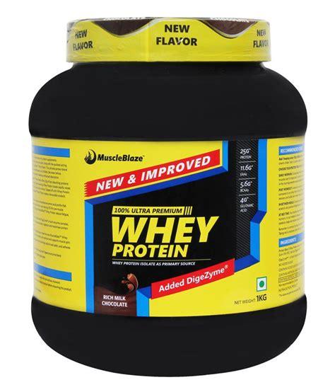 b protein milk muscleblaze whey protein rich milk chocolate 1 kg 2 2 lb