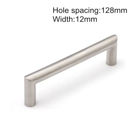304 stainless steel cabinet handle durable cupboard pull