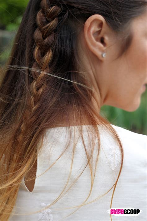 17 messy boho braid hairstyles to try gorgeous touseled look of the week boho braids stylescoop south