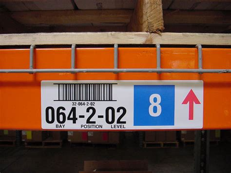 Racks Locations by Bci Warehouse Racking Labels Research Buy Call For Advice