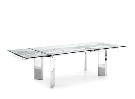 tavoli in vetro allungabili calligaris tavolo allungabile tavoli design allungabili calligaris
