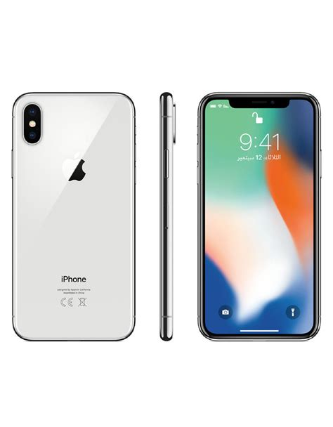 Iphone 64gb iphone x 64gb silver iphone apple electronics accessories megastore