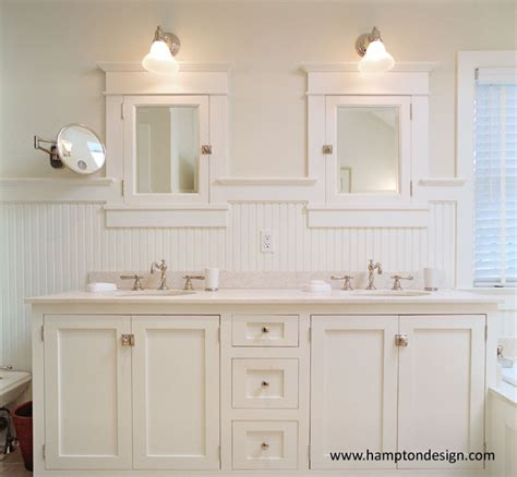 Mission Style Bathroom Mission Style Wainscoting Design Ideas