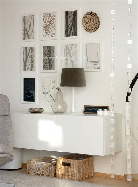 besta ikea white creative home decorating ideas
