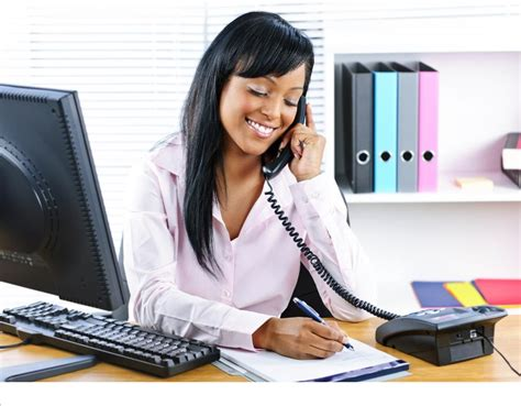 What Is Front Desk Receptionist by How To Pursue A Career As A Receptionist