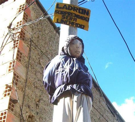 el linchamiento la bolivia aprueba la justicia por mano propia estudio bolivia informa