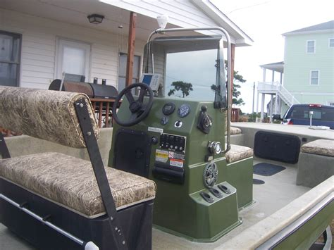duck boat stereo mitchcraft jet bay flyer the hull truth boating and