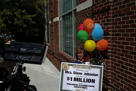 Is Publishers Clearing House Contest Real - west chester woman wins publishers clearing house sweepstakes