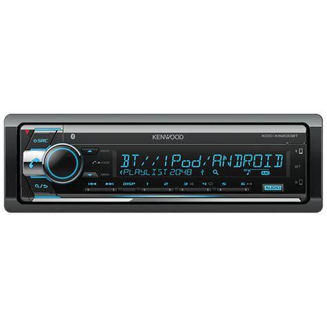 quel format cd pour autoradio kenwood kdc x5200bt autoradio kenwood sur ldlc com