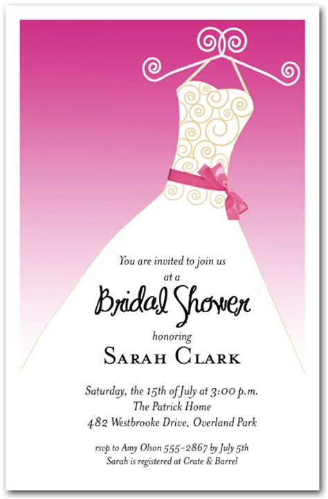 bridal shower invitation dress code bridal shower dress code wording pandora