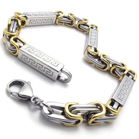 stainless steel for jewelry stainless steel bracelets for konov jewelry mens pictures