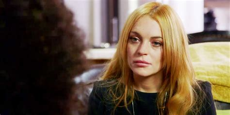 Lindsay Lohan Is Far From Sober by Oprah Asks Lindsay Lohan You Been Sober Since We