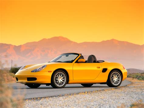 yellow porsche boxster vwvortex com what to buy corvette c5 or boxster base model