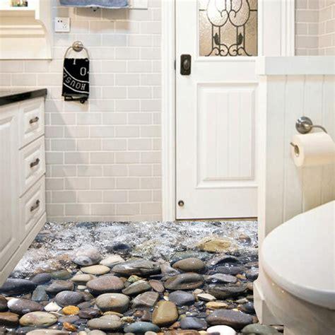 unique diy bathroom wall decor unique diy bathroom wall creative river stone wall sticker 3d cobble waterproof