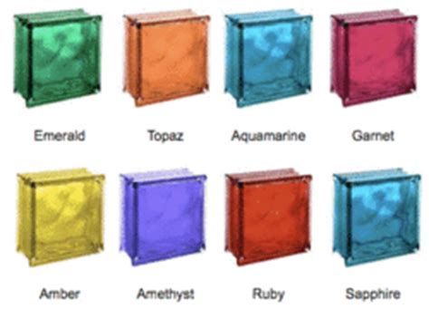 colored glass blocks color glass blocks eastern glass block
