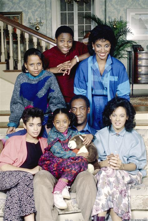 downward tv show cast the cosby show cast photos prove they ll always be tv s best dressed family huffpost