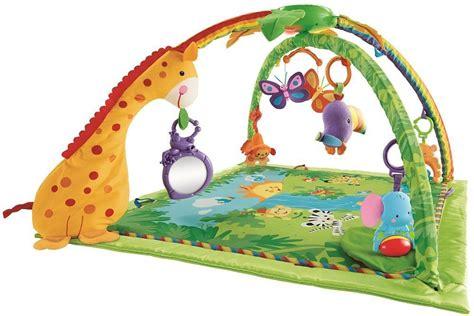 rainforest decke fisher price k4562 rainforest mata edukacyjna zabawki
