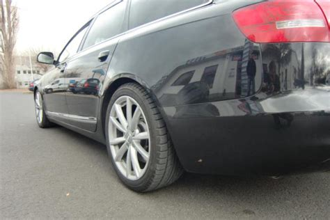 Audi A6 4f Auspuffblende by Audi Projekte