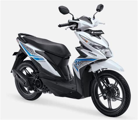 Shockbreaker Honda Beat 2016 8 Pilihan Warna All New Honda Beat Esp 2016 Blogotive