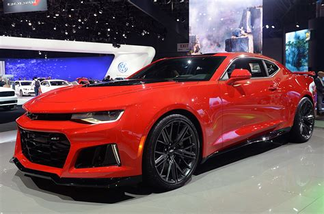 2017 chevrolet camaro zl1 release date price and specs