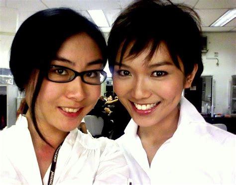 Eyeliner Xiu Xiu stella leung singapore makeup artist bai wei xiu