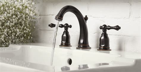 Kitchen Faucets Bronze Finish by Oil Rubbed Bronze Finish Bathroom New Products