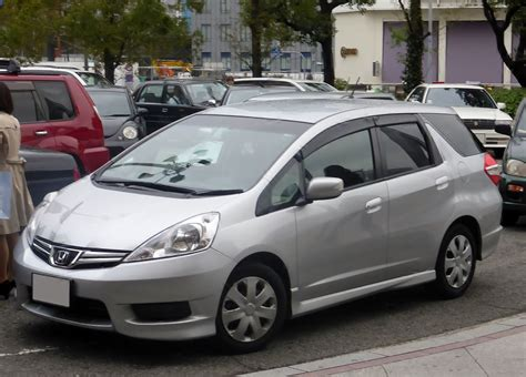 Honda Fit Wiki by Honda Fit Shuttle