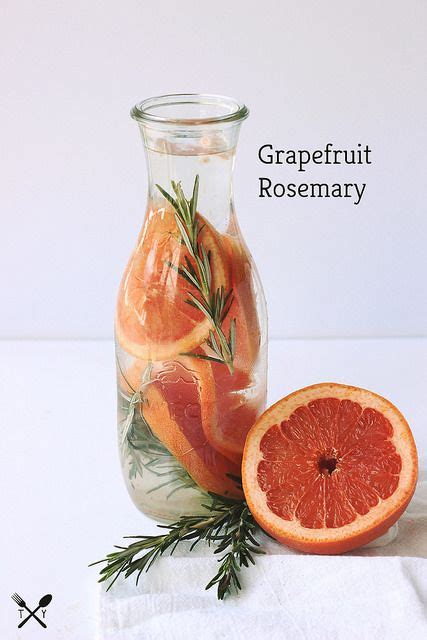 Grapefruit And Rosemary Detox 75 best images about juice jars on jars