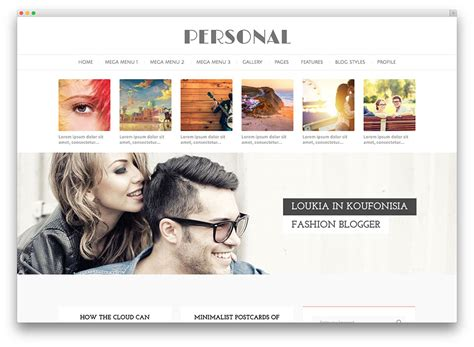 best home blogs 30 best personal blog wordpress themes 2017 colorlib
