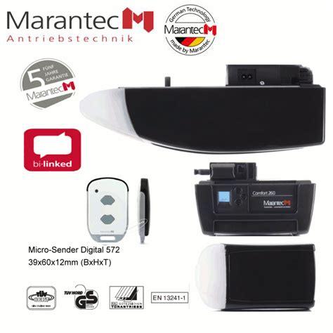 marantec comfort 260 marantec comfort 260 garagentorantrieb torautomatik24 de