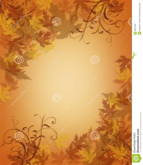 9 Best Images Of Thanksgiving Stationery Templates Free Printable Thanksgiving Borders Free Fall Border Templates